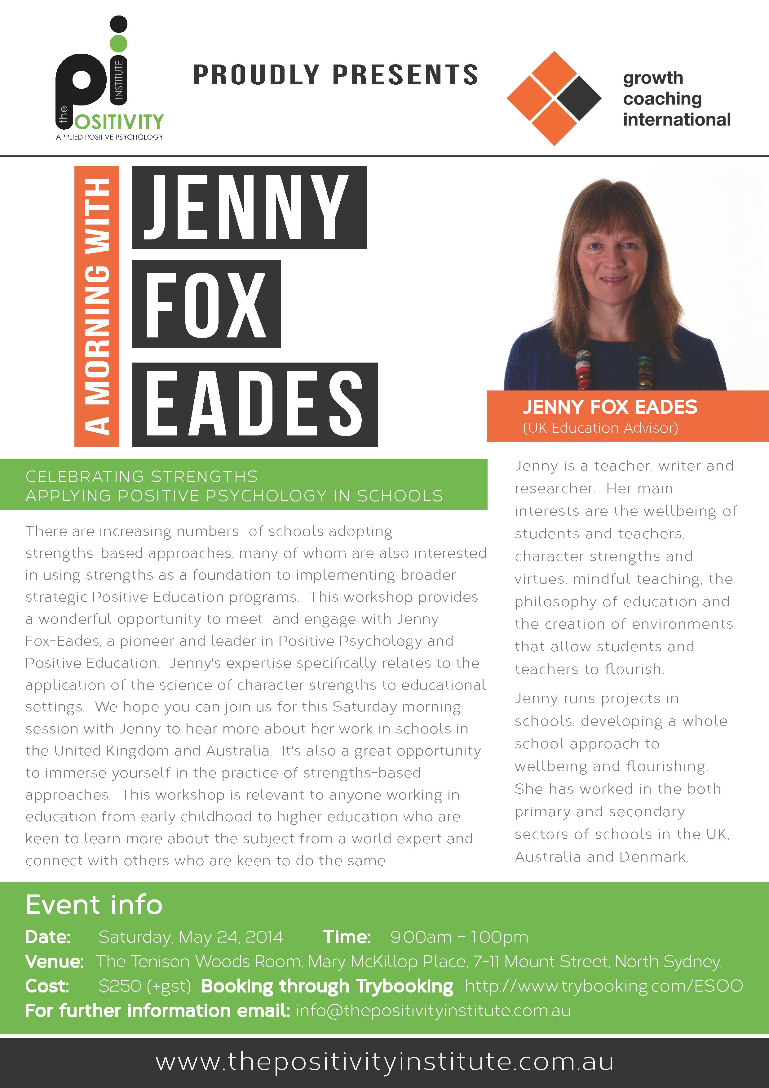 JennyFoxEadesFlyerMay2014
